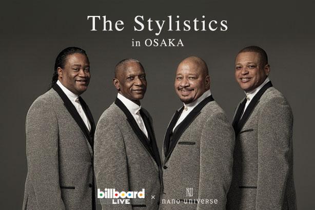 第5回アーティスト「Stylistics」