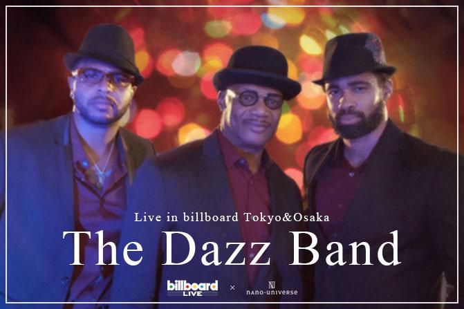 第27回アーティスト「THE DAZZ BAND」