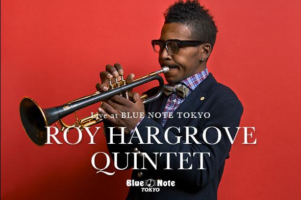 第1回アーティスト「ROY HARGROVE QUINTET」