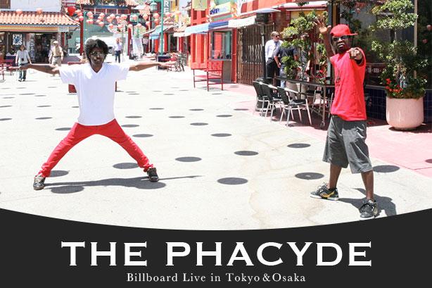 第30回アーティスト「The Pharcyde」