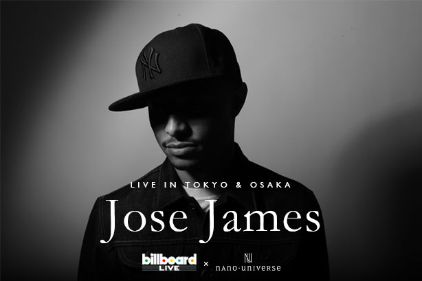 第29回アーティスト「Jose James」