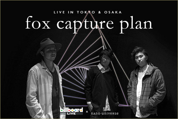 第31回アーティスト「fox capture plan」