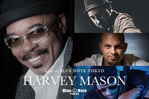 """第4回アーティスト「HARVEY MASON """"CAMELEON""""」"""